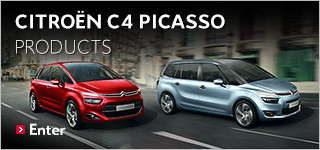 CITROËN C4 PICASSO PRODUCTS