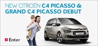 NEW CITROËN C4 PICASSO & GRAND C4 PICASSO DEBUT