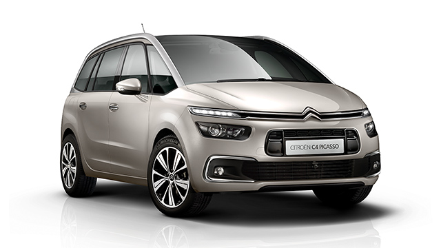 NEW GRAND C4 PICASSO FEEL BlueHDi